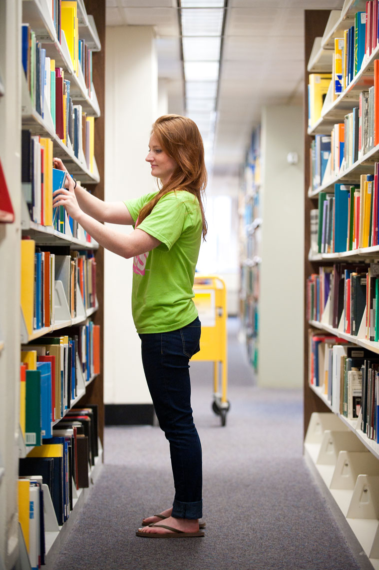 Maryland Libraries, college portrait photography by Mike Morgan