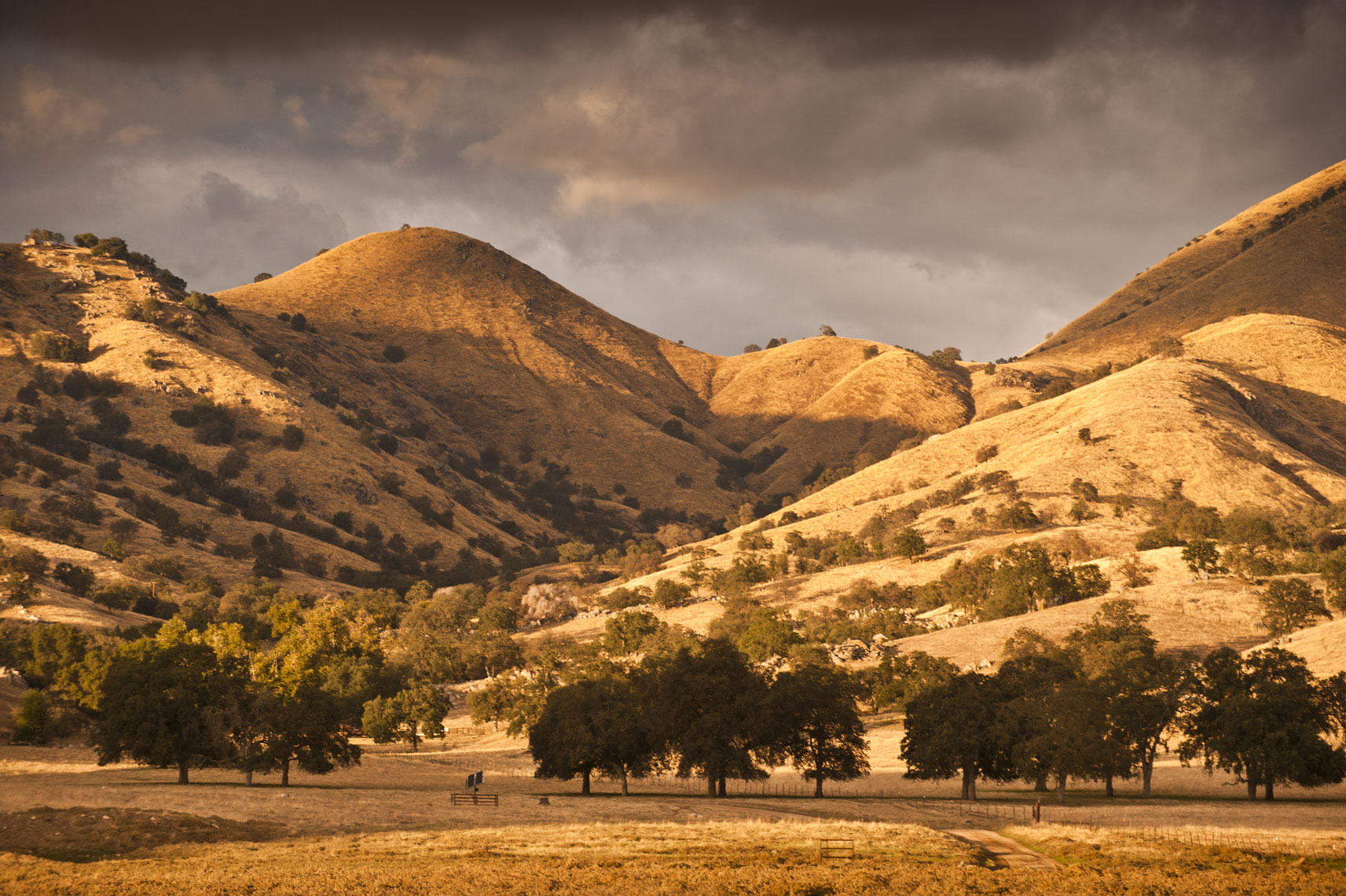 Yokohl Valley, California landscape photography by Mike Morgan.