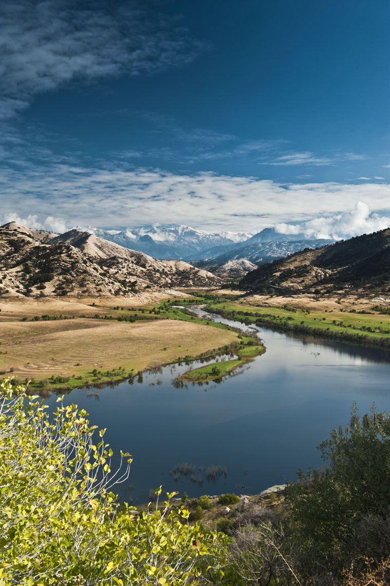 Lake Kaweah, California landscape photography by Mike Morgan.