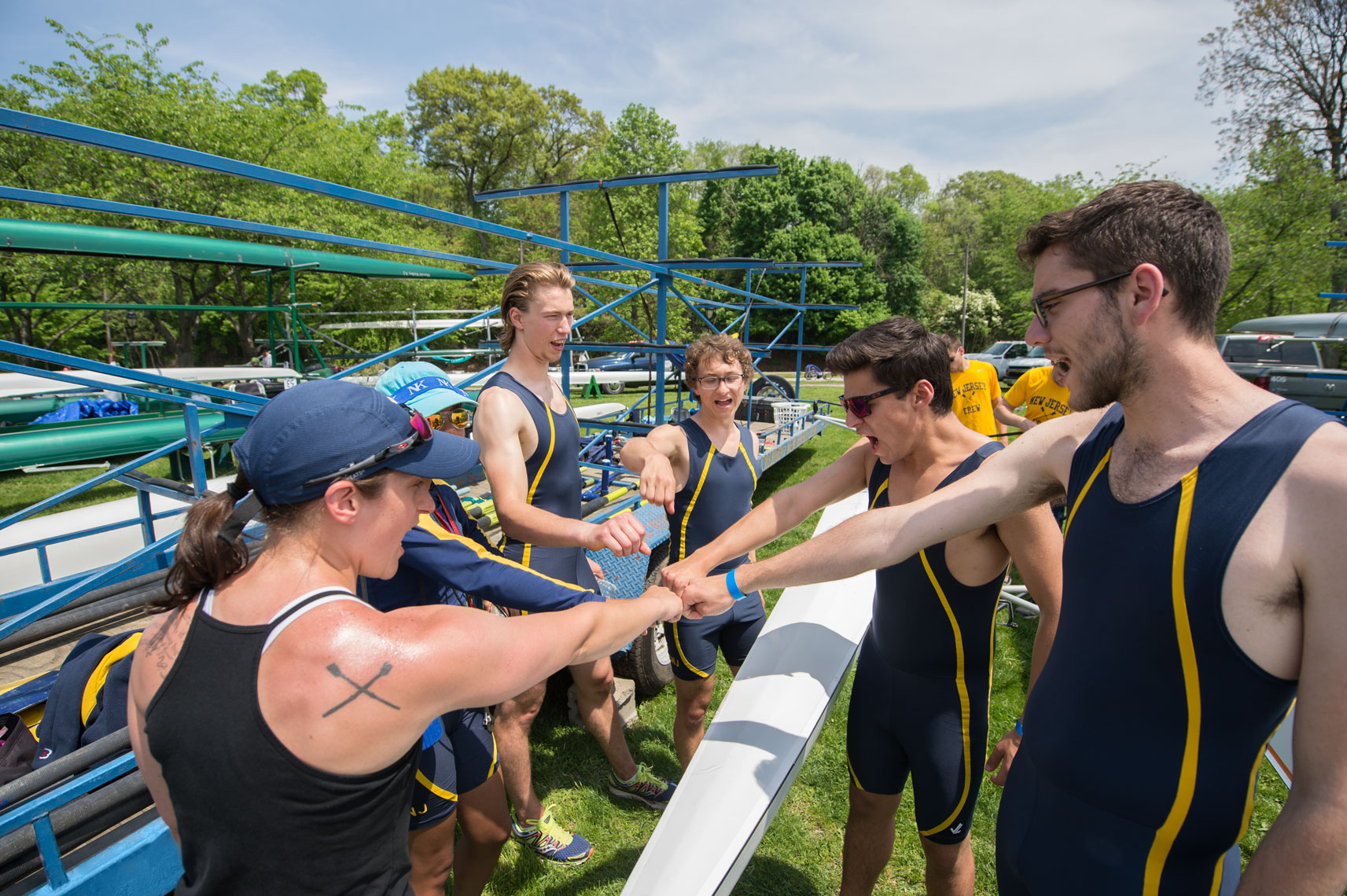 TCNJ, by college sports photographer Mike Morgan
