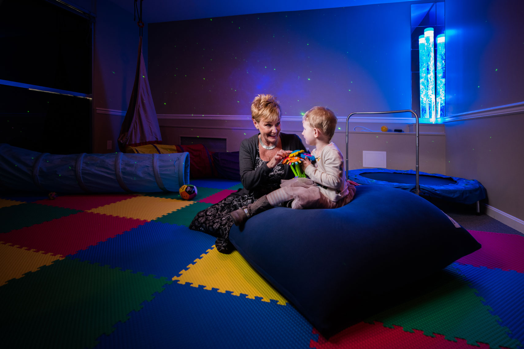 The McArdle Center for Early Autism Intervention, by education photographer Mike Morgan