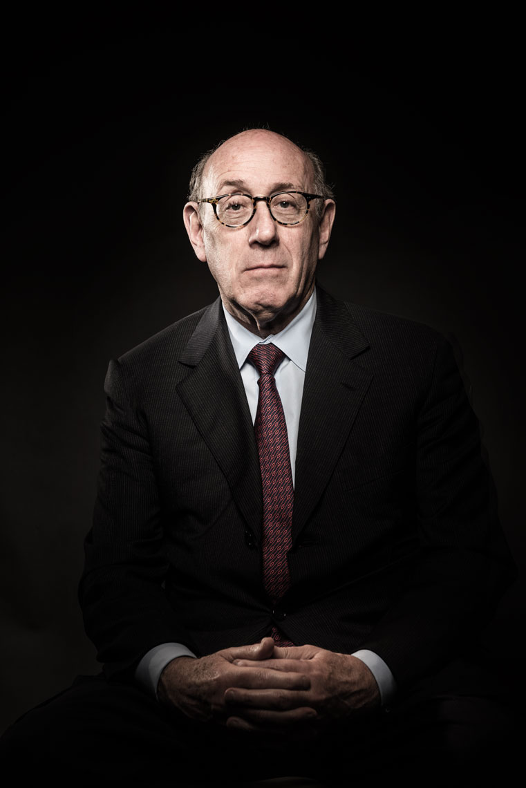 Ken Feinberg, by Virginia photographer Mike Morgan