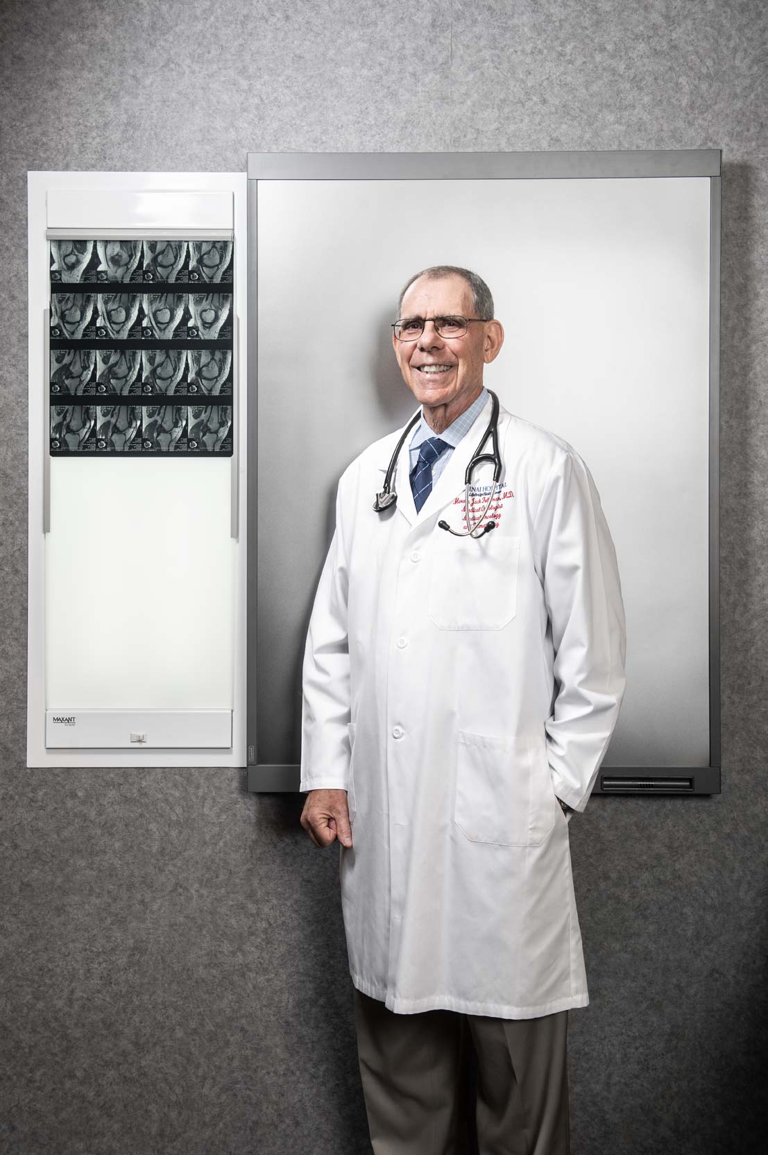 Dr. Marvin Jack Feldman, Lifebridge, for Baltimore Magazine
